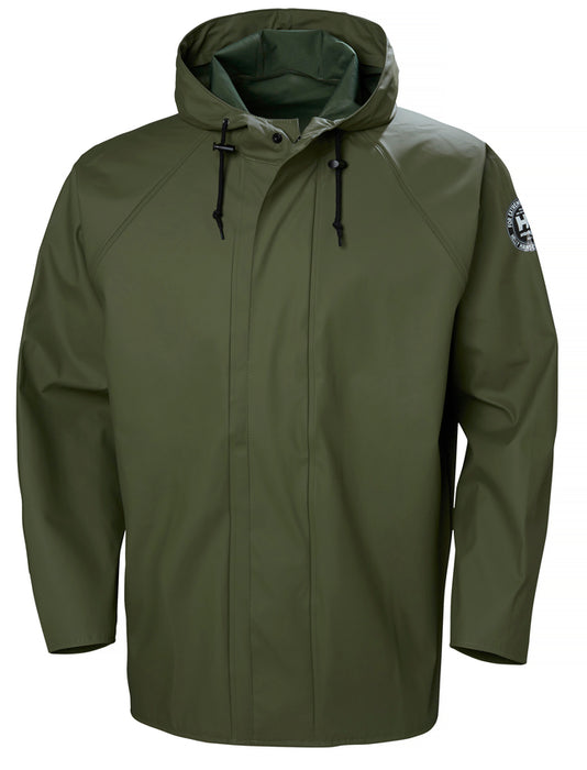 HELLY HANSEN Abbotsford Button Up Rain Jacket