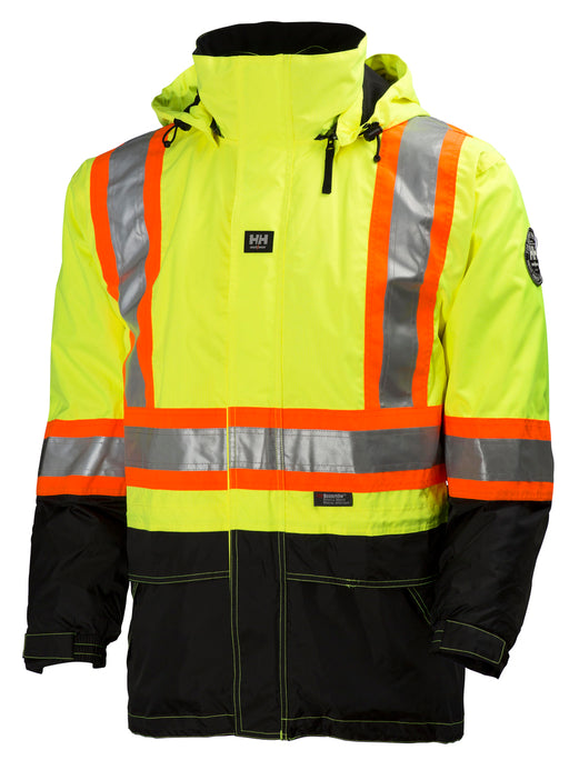 "HELLY HANSEN POTSDAM 3 in 1 - 4"" Refl Hi-Viz Jacket"