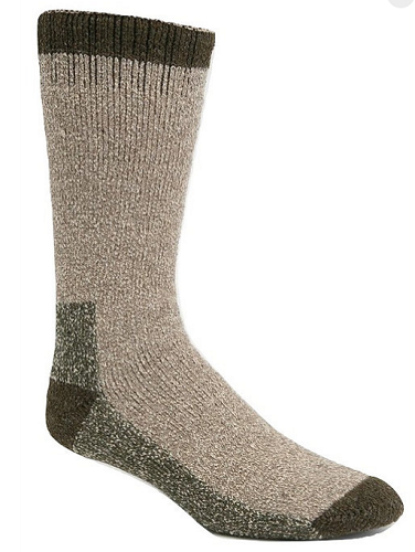 JB Field's Expedition Thermal Backpacker Sock