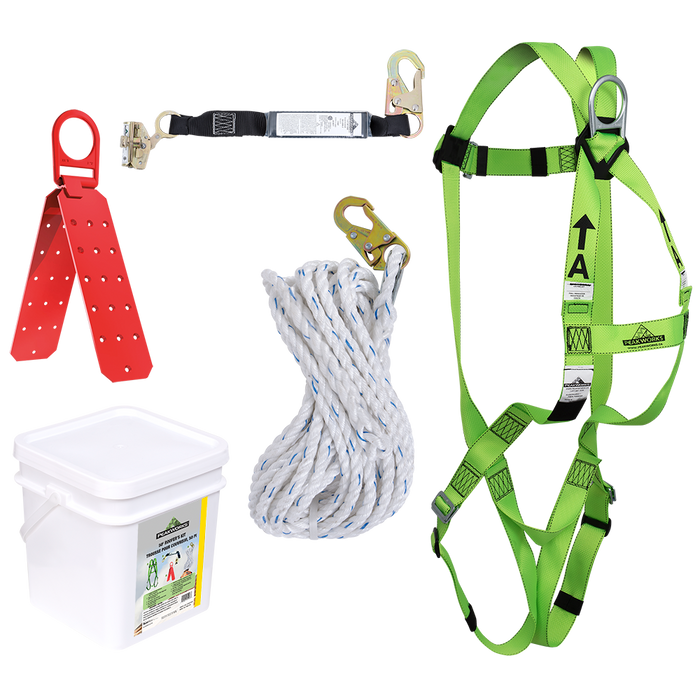 PEAKWORKS Compliance Roofer's Kit