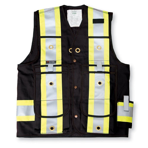 BIG K Nylon Surveyor/Supervisor Vest