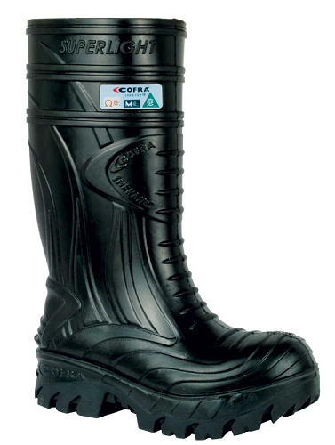 COFRA Thermic -50 PU Boot (BLACK)