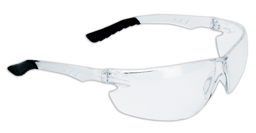 DYNAMIC Techno Safety Glasses (CLEAR)