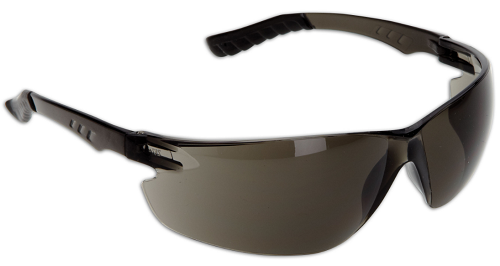 DYNAMIC Techno Safety Glasses (SMOKE)
