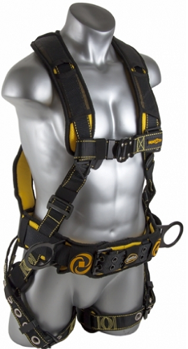 GUARDIAN Cyclone Construction Harness (MED/LRG)