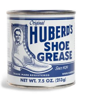 HUBERD'S Original Shoe Grease