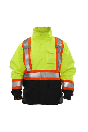 TINGLEY Icon HI VIZ Waterproof Jacket