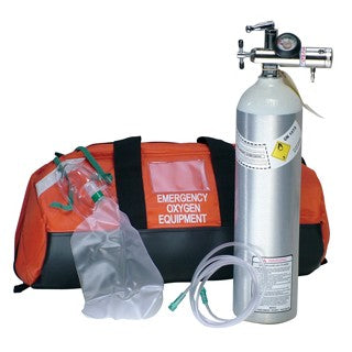 Oxygen Therapy Kit (Nylon Bag)