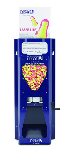 HOWARD LEIGHT Ear Plug Dispenser