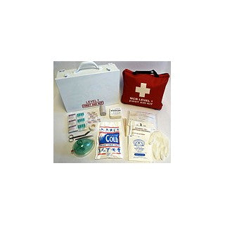 BC Level 1 First Aid Kit (Steel Box)