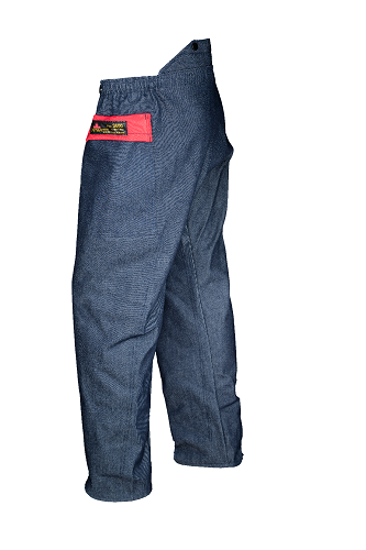 CANSWE Denim Pro 3600 Chainsaw Pants P002