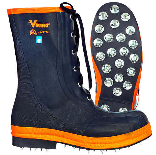 VIKING Forester Logger Caulk Boot (Steel Toe)