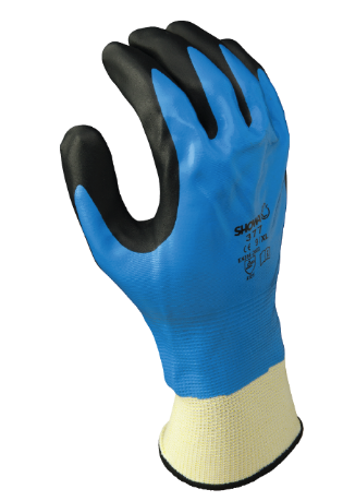 SHOWA Nitrile Fully Dipped Work Glove