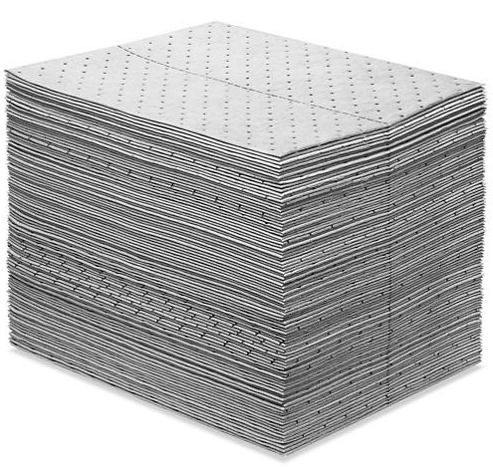 UNIVERSAL Heavy Weight Sorbent Pads (100/pk)
