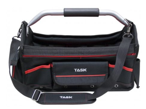"TASK Heavy Duty 18"" Open-Top Tool Bag"