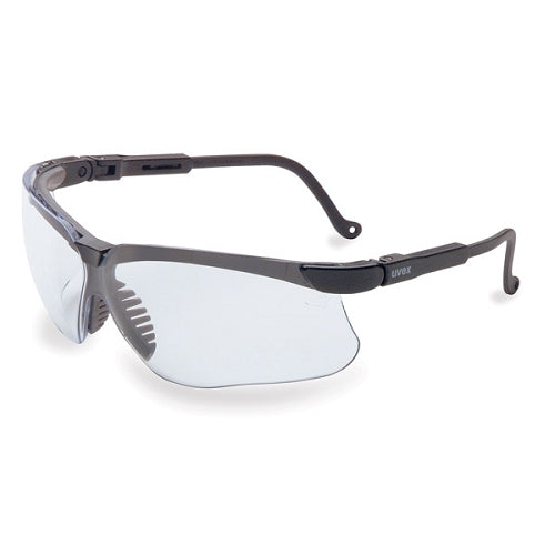 UVEX Genesis Clear Safety Glasses w/ HydroShield Technology