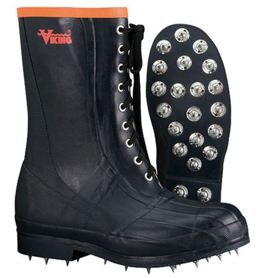 Viking Forester Logger Caulk Boots (Non-Steel Toe)