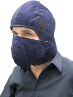 Hard Hat Winter Liner w/ Face Warmer