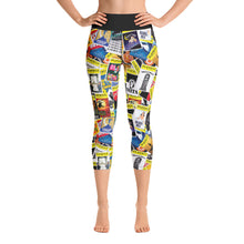 Load image into Gallery viewer, Playbill® Leggings - Yoga Capri Length