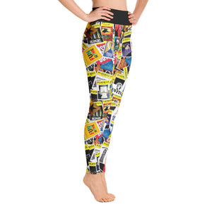 Playbill® Leggings - Yoga Full-Length