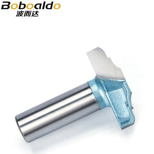 1/2 Shank Half Round bit Door Pattern Sculpture Endmill Router Bits for Wood Tungsten Woodworking Tool Milling Cutter
