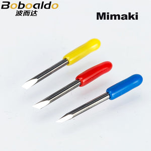 10PC/lot Mimaki Plotter Cutter 30/45/60 Degree Tungsten blades Cutting Plotter Vinyl Cutter Knife for MIMAKI Plotter Blade
