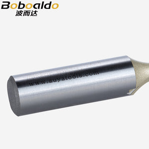 1pcs Milling Machine Keyhole Bits Woodworking Tools End Mill Router Bits Trimming Knife Milling Cutter for Wood Arden Router Bit