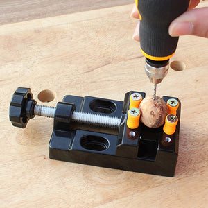 Twist Drill Bits Set Pin Vise Woodworking Hand Drill for Model Resin Jewelry Walnut Amber Beeswax Drill Bits for Metal