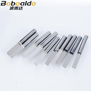 3pcs/lot 4mm Parallel Carbide PCB Engraving Bit Tungsten Steel end mill CNC Milling Cutter Bits CEL 12mm 15mm 17mm 22mm