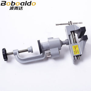 Flying Deer Table Vice Alloy 360 Degree Rotating Universal Clamp Units Vise 55MM*75MM