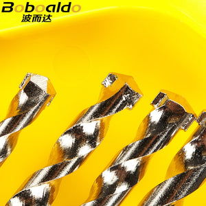 Stainless steel turning head high speed steel twist drill bit metal alloy hand drill bit set multi function set