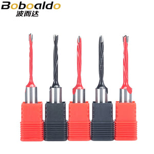 1pc Industrial Grade wood drill bit 70mm length router bits for wood row drilling for boring machine 3mm-8.5mm endmill