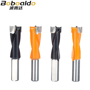 1pc 3mm-15mm drill bit row drilling for boring machine Gang drills 70mm length router bit for wood Carbide endmill