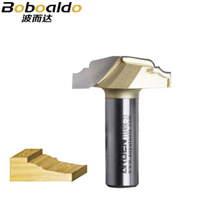 1pc 1/2 Shank Woodworking Door Frame Arden Stile & Panel Router Bits for wood carbide lassical door cabinet bits Milling Cutter