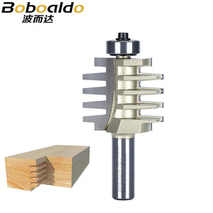 1/2 Shank Economy Finger Joint Bits Make Professional Finger Joints  Jointing Wood Edge To Edge Or End Arden Router Bit