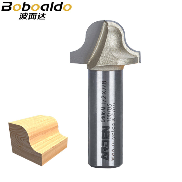 New 1/2 Plunge Ogee Bit Arden Router Bit Woodworking Tools Trim router bit