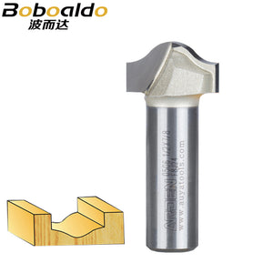 New 1pc Trim router bit 1/2 Shank Woodworking Tools Arden Router Bits Trimming Cutters woodworking tool endmill milling cutter