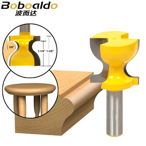 "1pcs Windowsill / Stool Molding Router Bit C3 Carbide Tipped 1/2"" Shank"