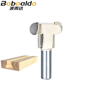 1pcs 1/2 Shk T type Hinge Bit Tungsten Carbide Woodworking Tools Professional Grade router bits for wood endmill cutter