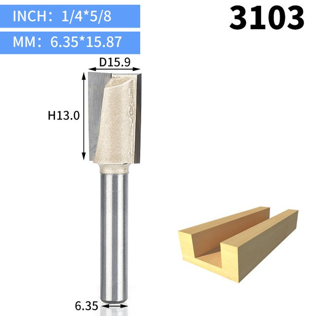 Pack of 2 15.0mm Diameter YG-1 SM080 Cobalt Steel SM Point Throw-Away Drilling Insert TiAlN Finish 3.2mm Thick