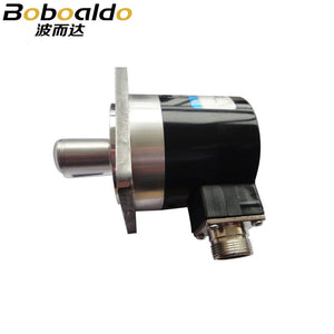 F58 Incremental Encoder Photoelectric Rotary 5V-24V 1024-1200 pulse ABZ Three-phase speed positioning Automatic control