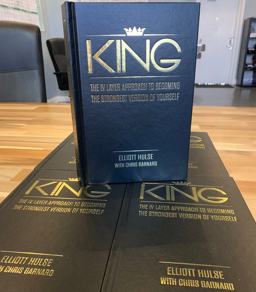 KING Hardcover (LAST BATCH)