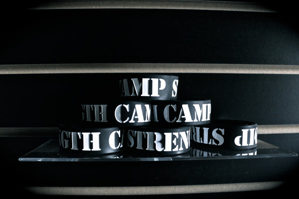 Strength Camp Wrist Band