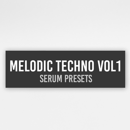 Serum Presets: Melodic Techno Vol.1