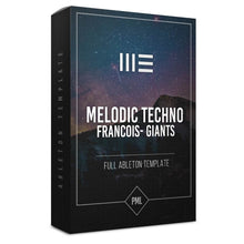 Load image into Gallery viewer, Melodic Techno Giant - Ableton Template