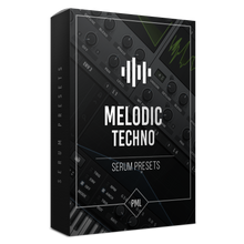 Load image into Gallery viewer, Serum Presets: Melodic Techno Vol.1