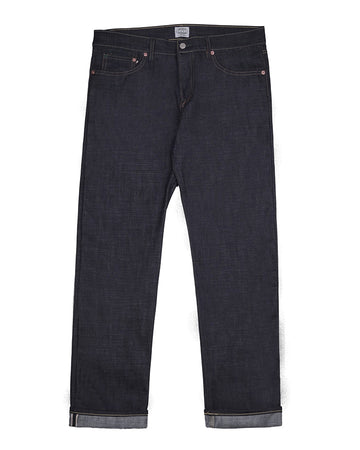 420 CUT DARK INDIGO SELVEDGE S/S 19