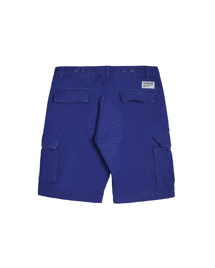 CHRONIC CARGO SHORT BLUE S/S 19