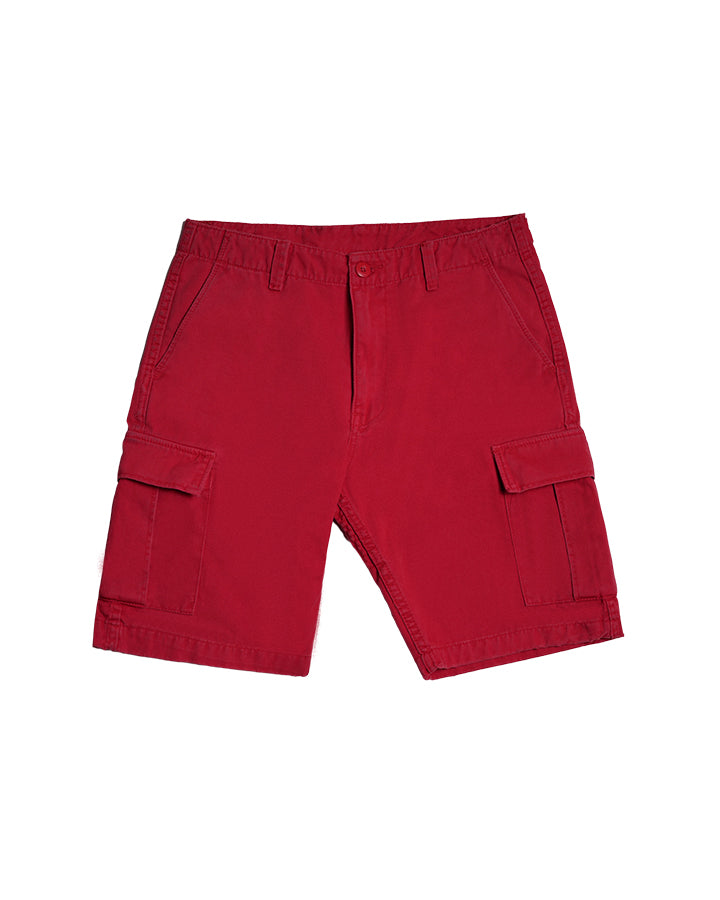 CHRONIC CARGO SHORT RED S/S 19