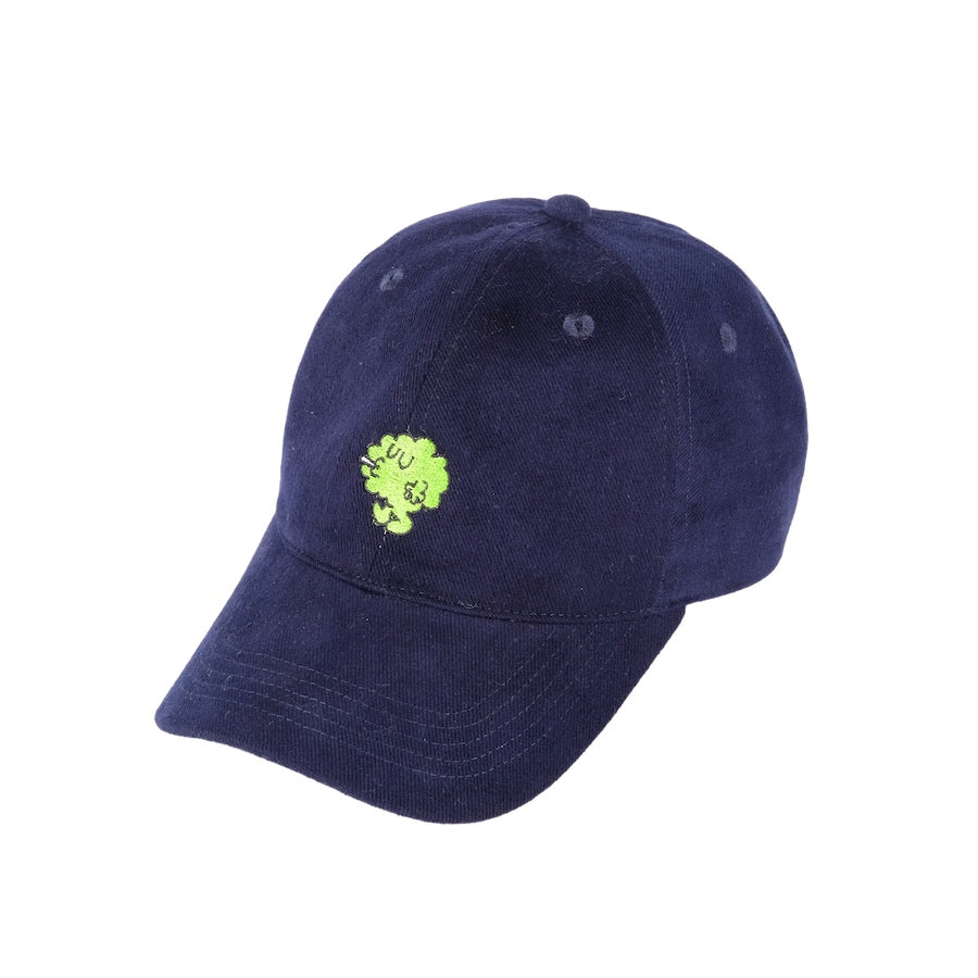 MR FEELGOOD DAD CAP NAVY F/W 19